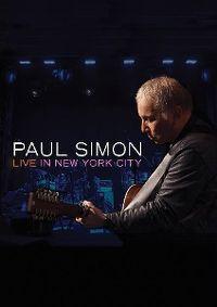 Cover Paul Simon - Live In New York City [DVD]